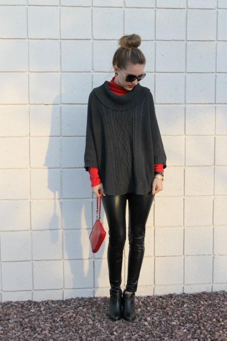 e0c1cc62226594 Faux leather leggings, gap, macys, marshalls, coach