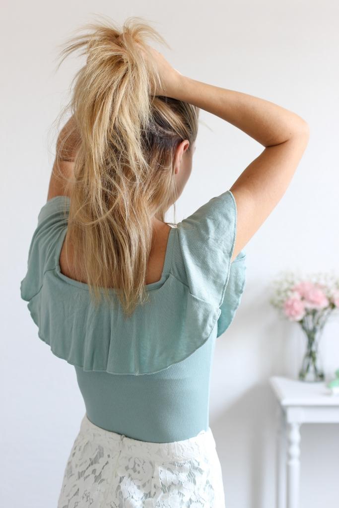 hair - how to curl hair