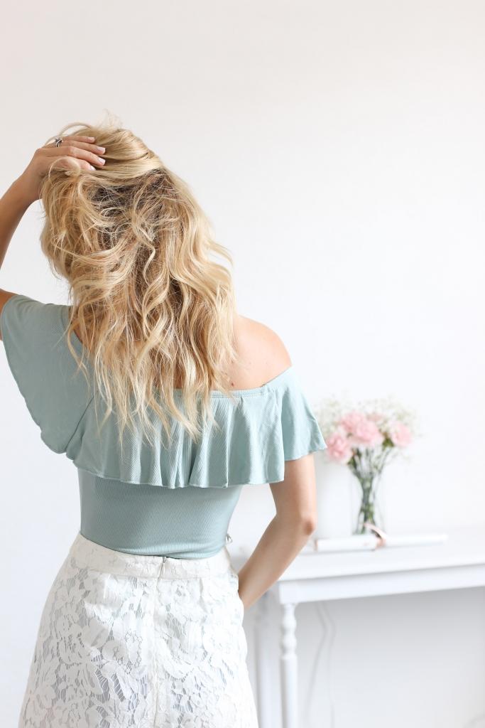 curls - hair curling