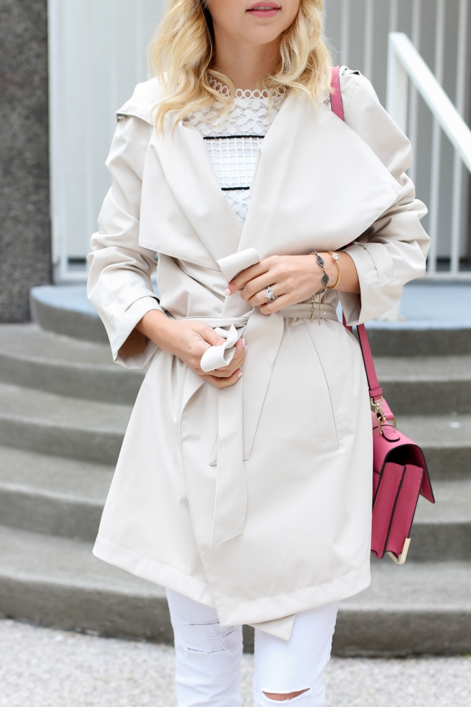 Trench Coat - Trench Coat Style - Seattle style - Fashion
