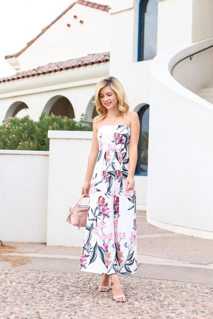 Simply Sutter - jumpsuit - floral jumpsuit outfit
