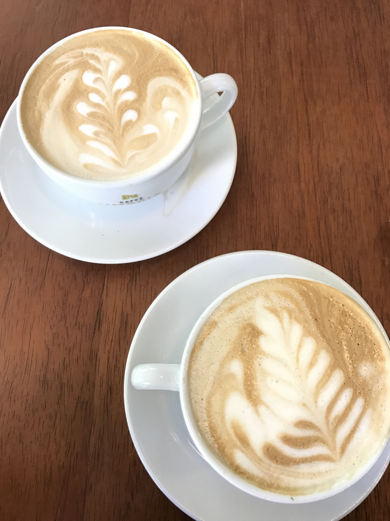 Simply Sutter - Latte - Bacco - Coffee