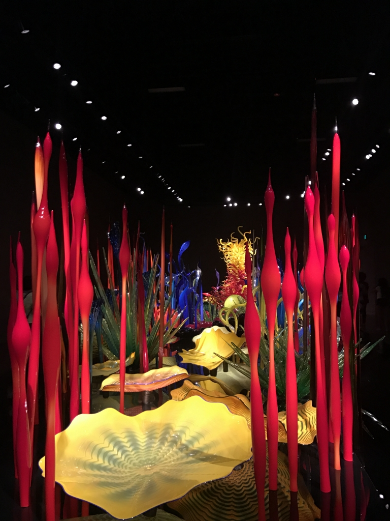 Seattle - Museum - Glass Museum