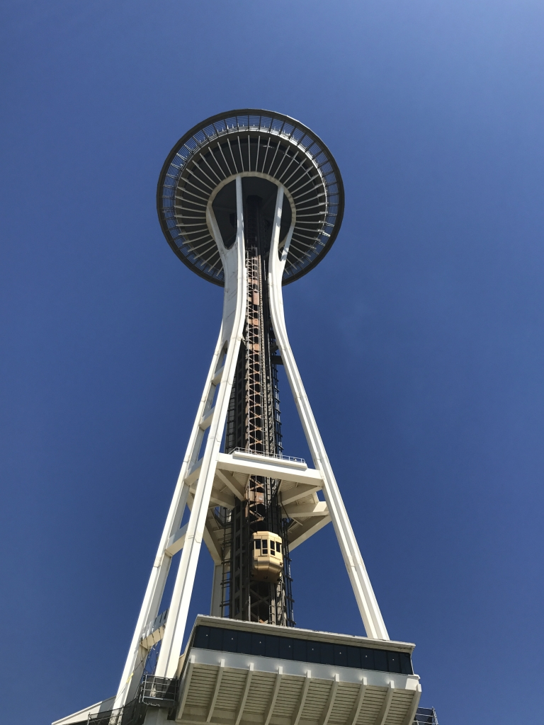Simply Sutter - Seattle - Space Needle - Travel Guide