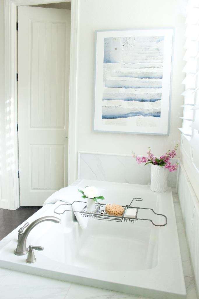 Simply Sutter - Bathroom Makeover - Master bathroom - Relax - tub