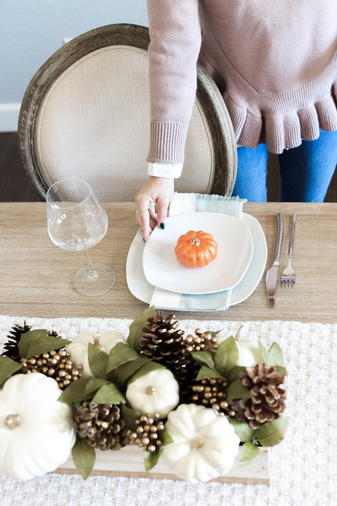 Simply Sutter - Fall Tablescape - Fall Home Decor