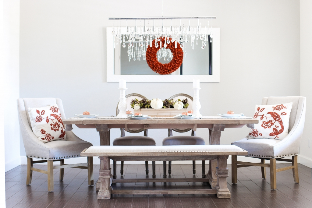 Simply Sutter - Fall Decor - Dining Room - Fall Dining Room