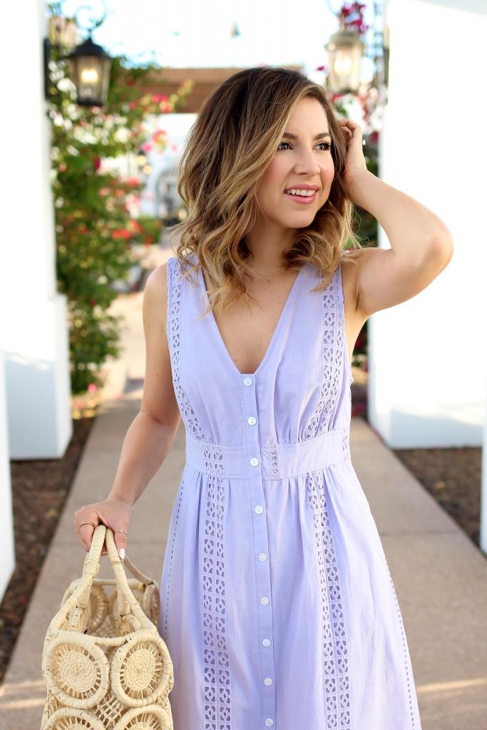 My Favorite Lilac Dress