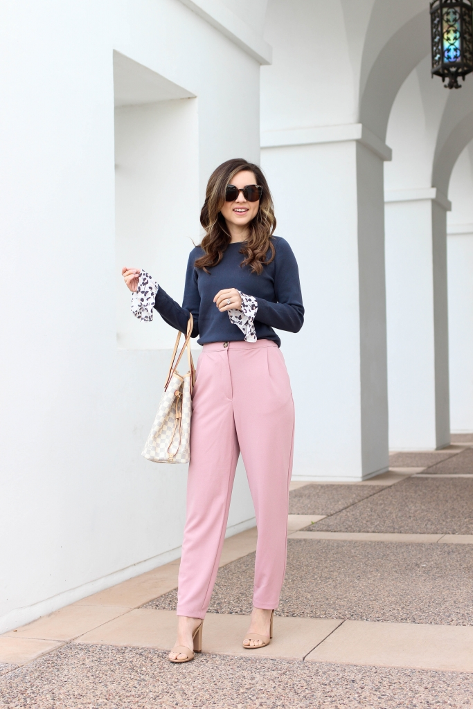 6 pink pants you can wear to work