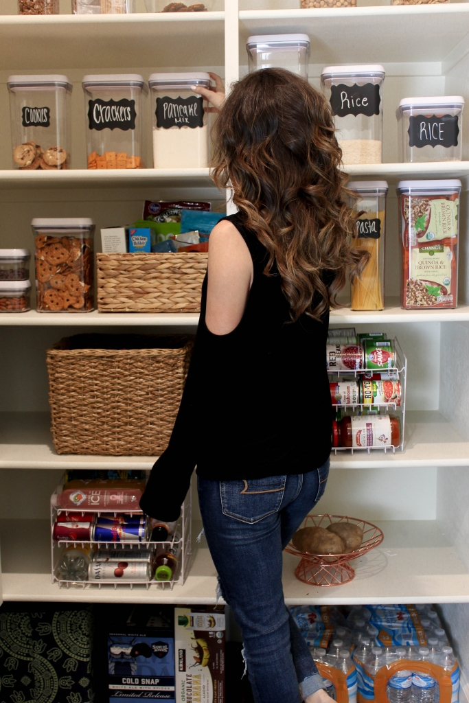 the best 4 essentials for pantry organization