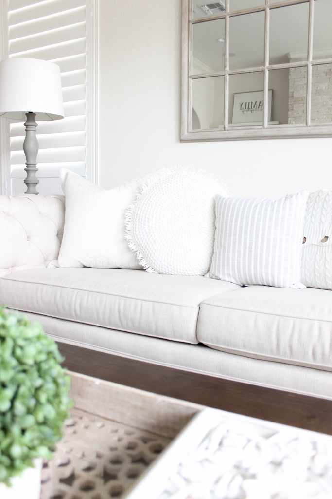 where to shop for living room pillows