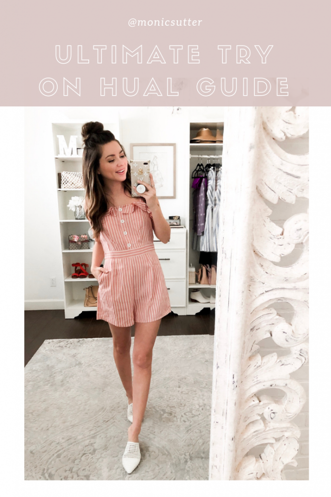 ultimate try on haul guide