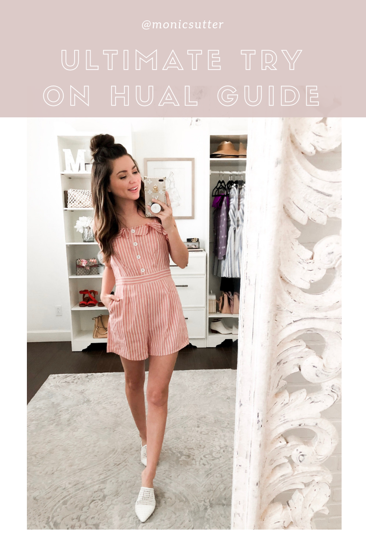 the ultimate try on haul guide
