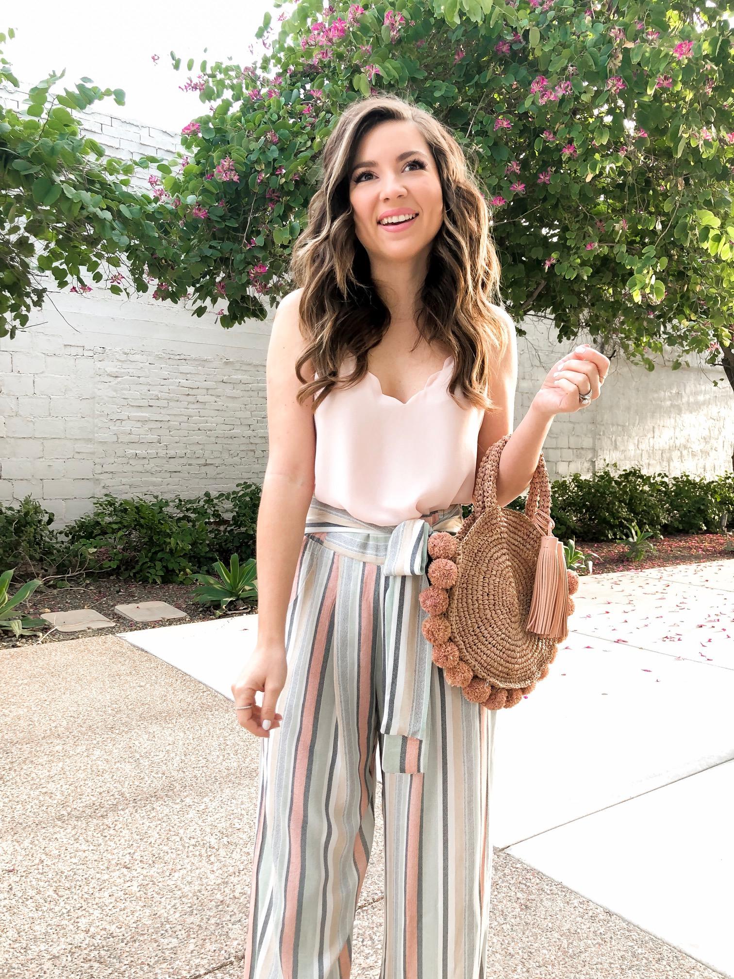 4 ways to wear spring pastels