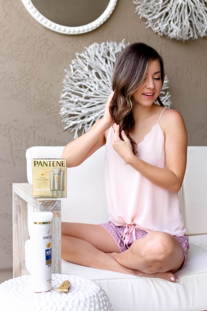 Easy Hair Care With Pantene
