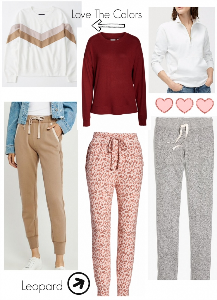 affordable jogger set outfits