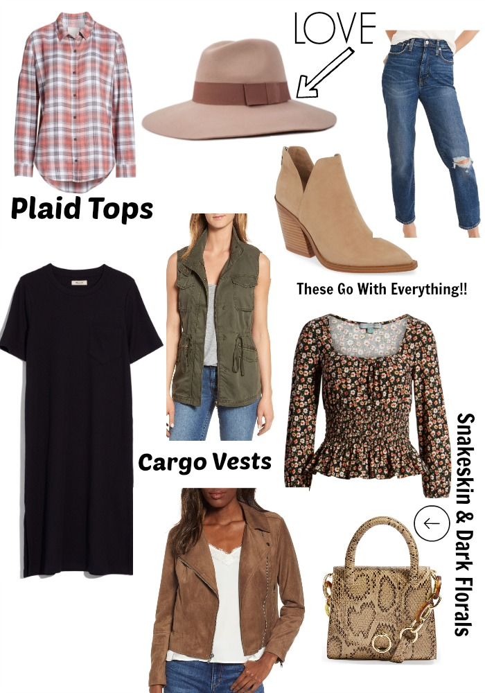 Fall must have wardrobe