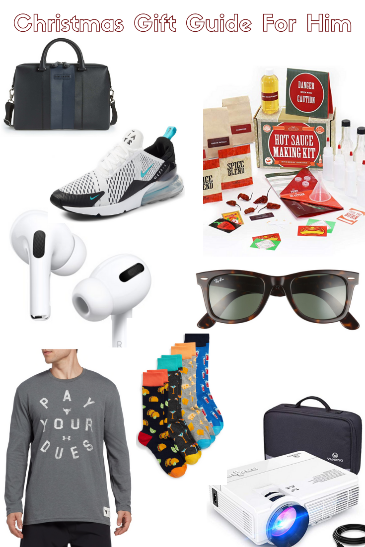 Christmas Gift Guide For Him Under $150
