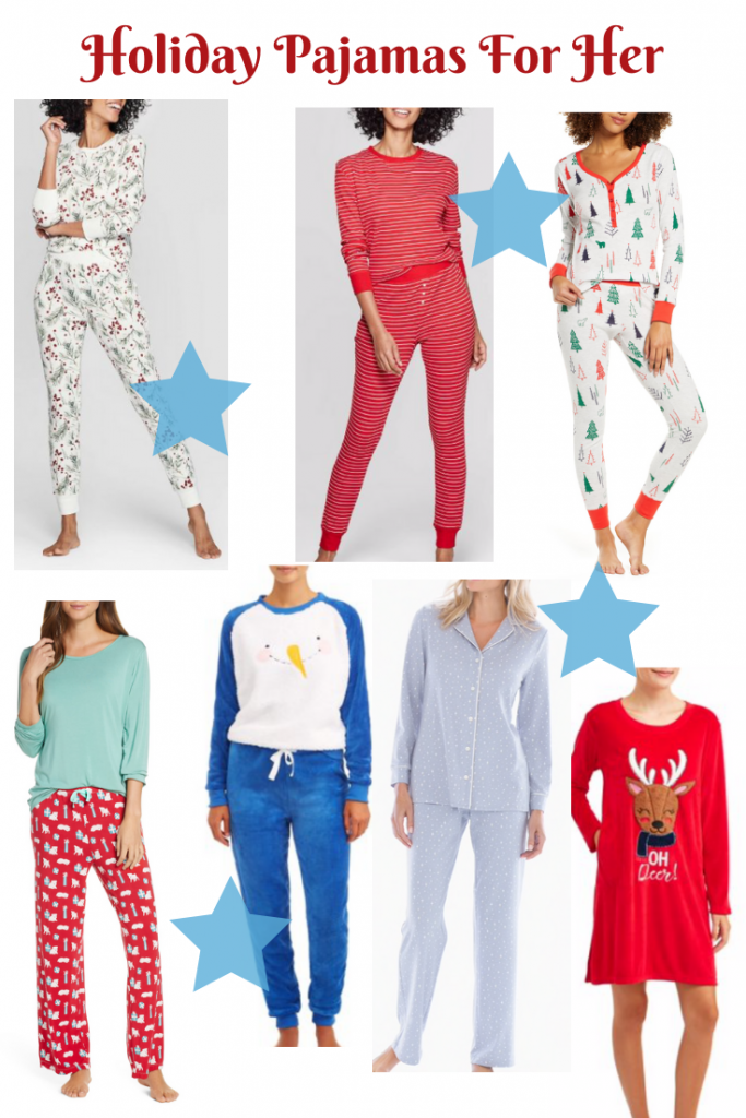Affordable Christmas Pajamas