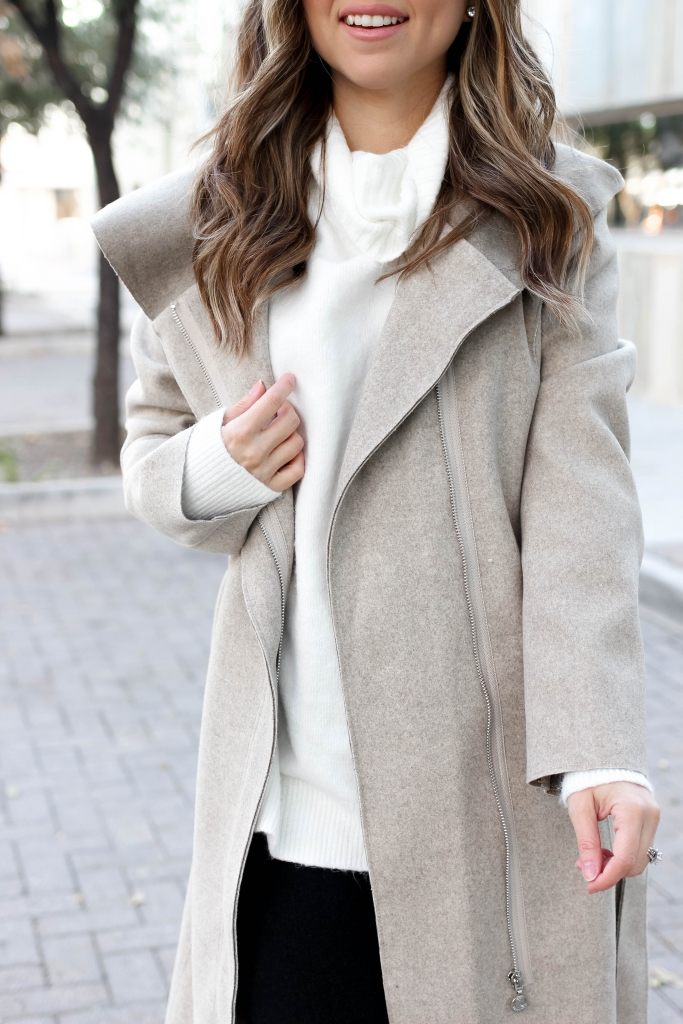 winter coat outfits