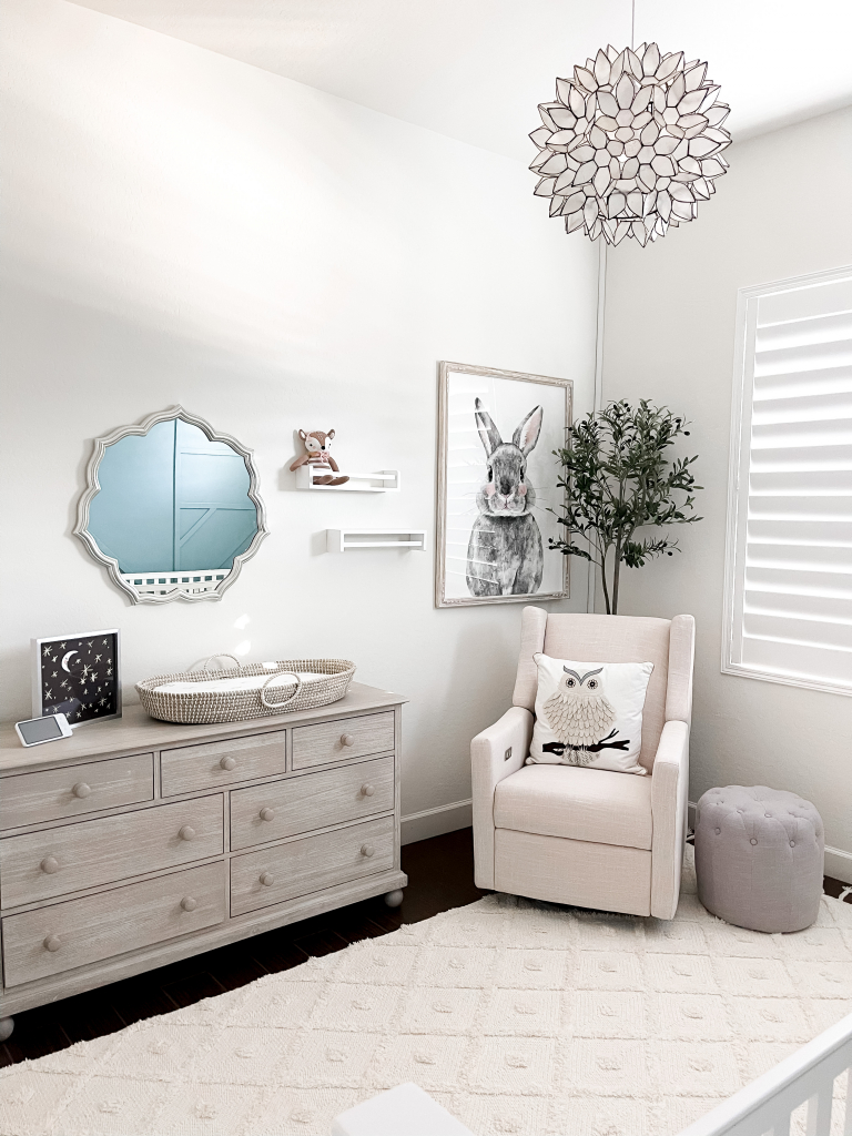twin boy girl nursery