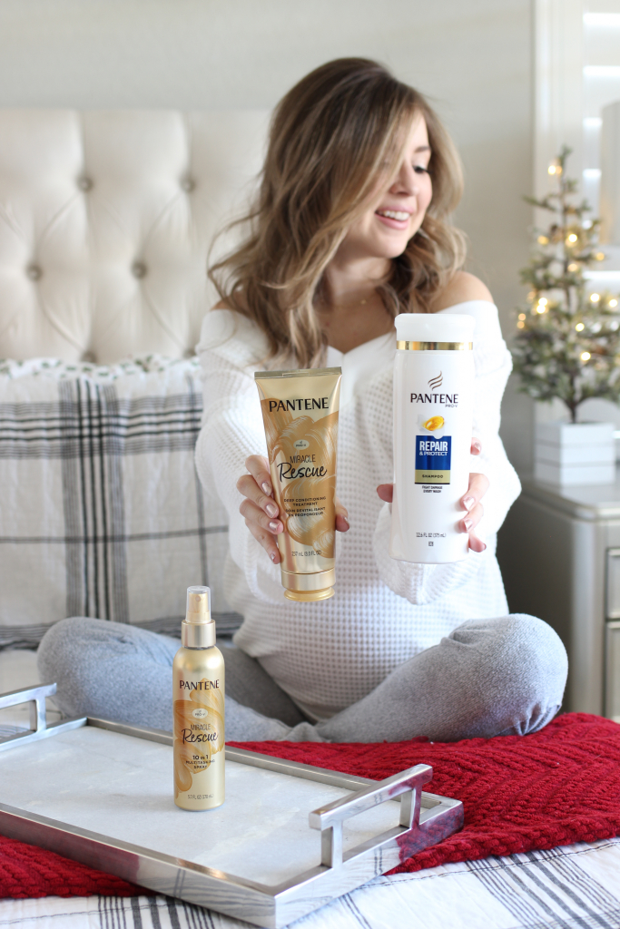 Pantene miracle collection