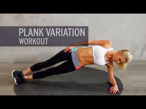 rebecca louise, Xhit daily, planks