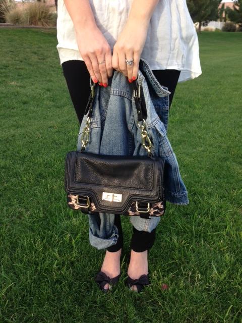 fashion, olivia and joy, express, denim , lace