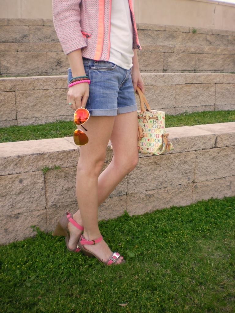 rampage heels, betsey johnson sunglasses
