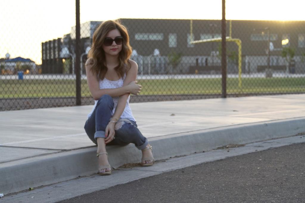 summer style, blogger , petite