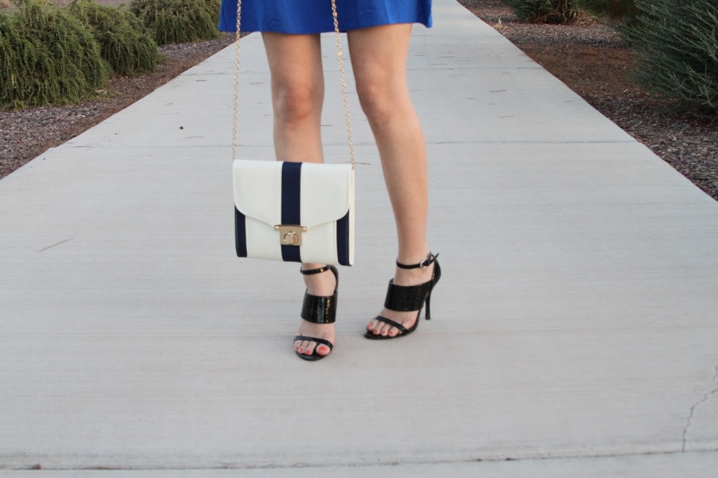 purse mafia, heels