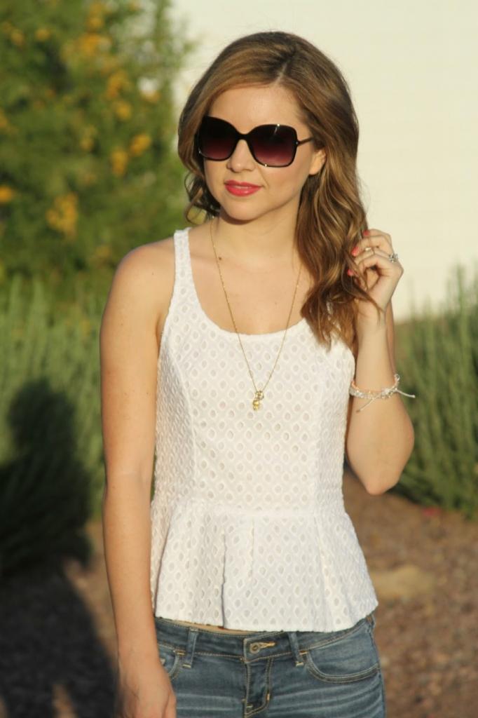 peplum, summer style