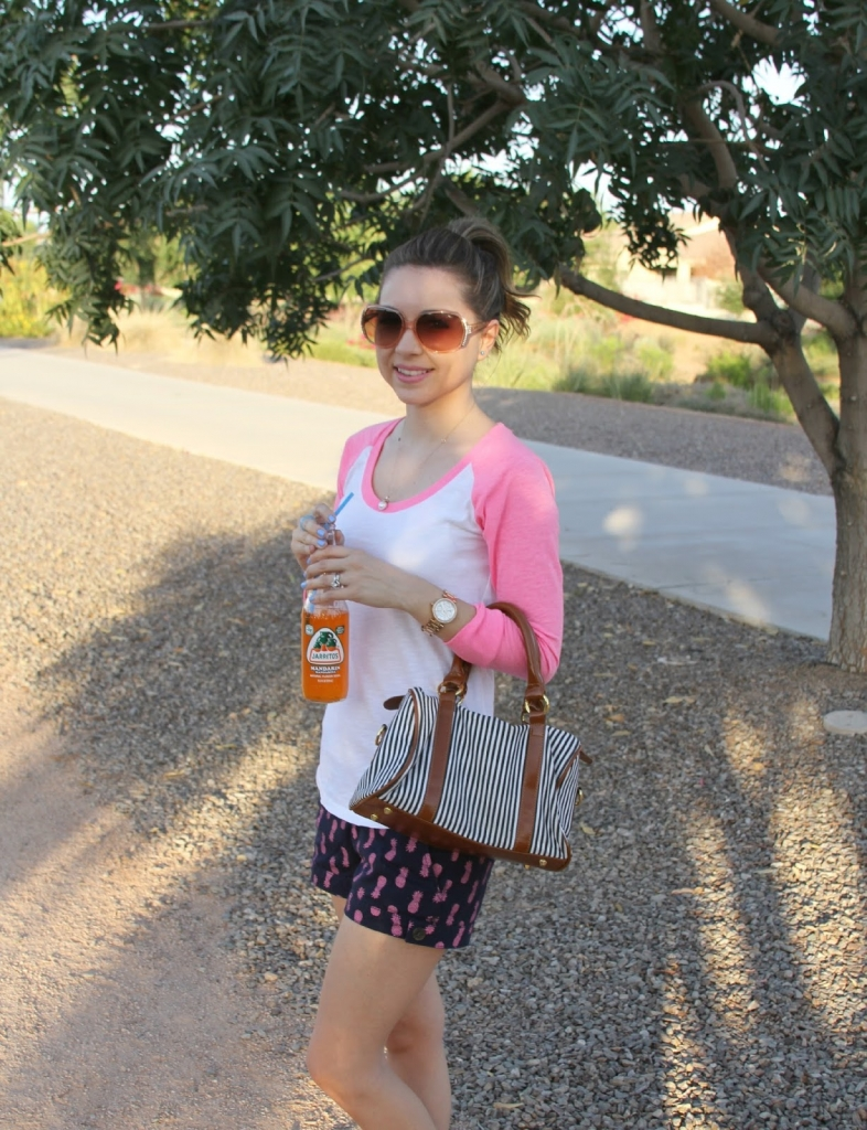outfit post, summer style