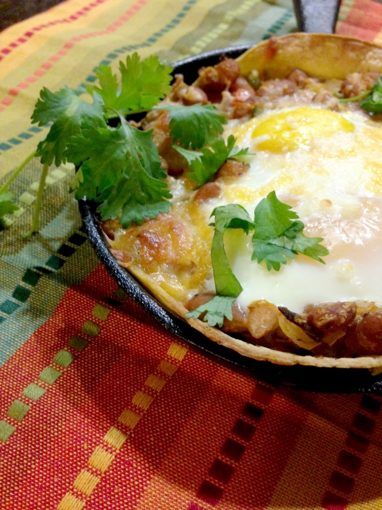 recipe huevos rancheros