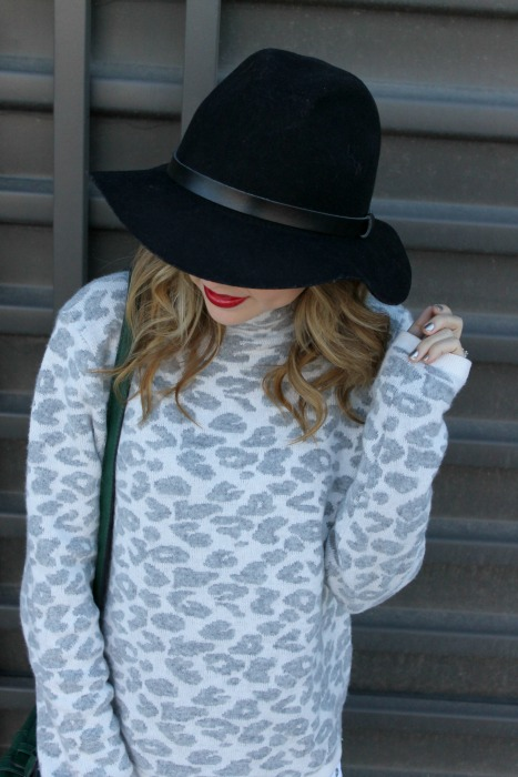 Outfit, Print, Classic, Loft, Ulta, #loveloft