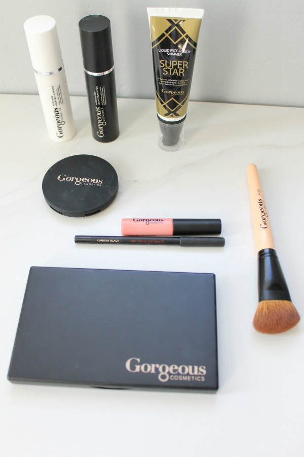 Contouring, Goregeous Cosmetics, Giveaway, Beauty