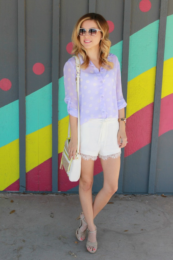 Lilac, lace, nasty gal, forever21, jessica simpson, crossroads trading