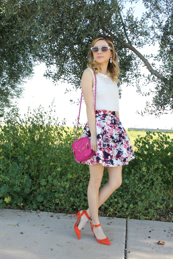 Mixed, Express, Loft, Outfit, Spring