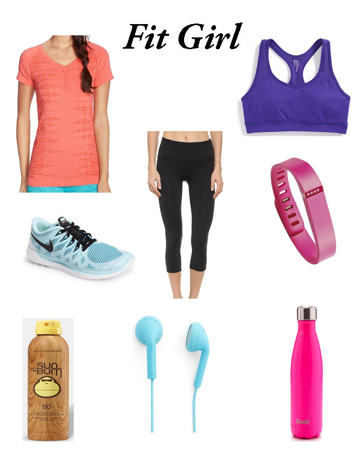 Fit, Active, Work out