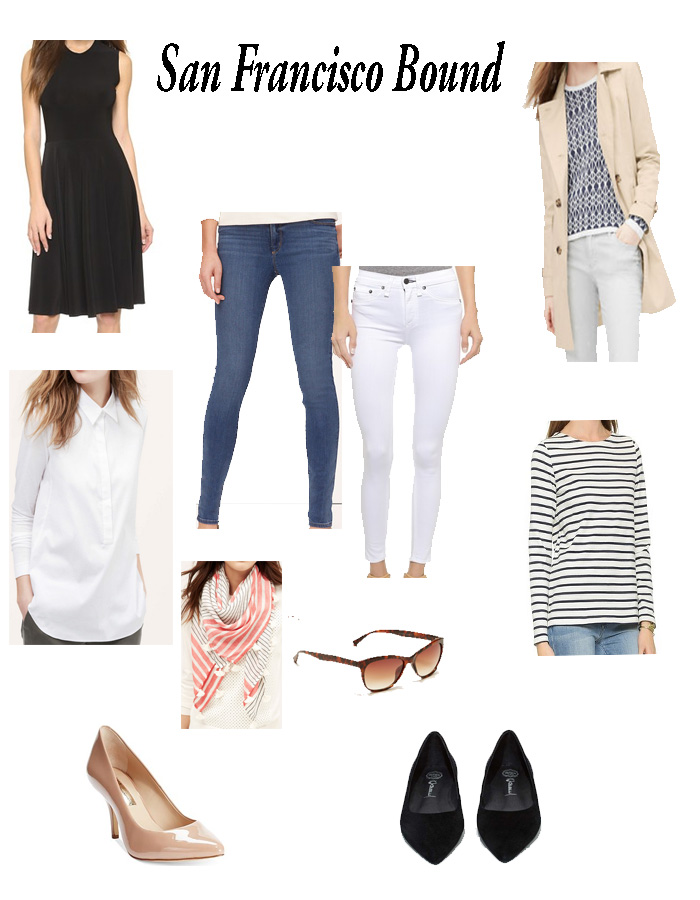 San Francisco, Style, Collage, Simply Sutter, Loft , Shopbop