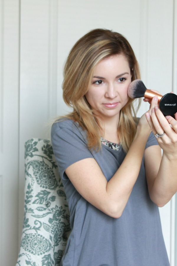 glo minerals, beauty, cosmetics, simply sutter