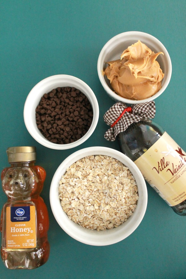 recipe, on the go, protein, simply sutter, peanut butter balls