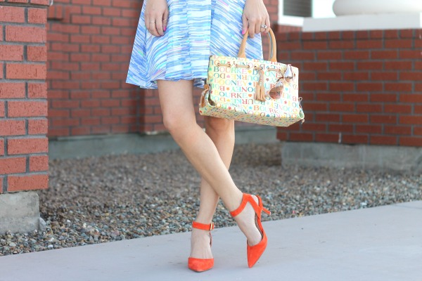 Summer Dress, Lush, Nordstrom, Summer Style