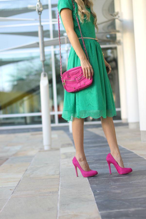 Shabby Apple, Green Dress