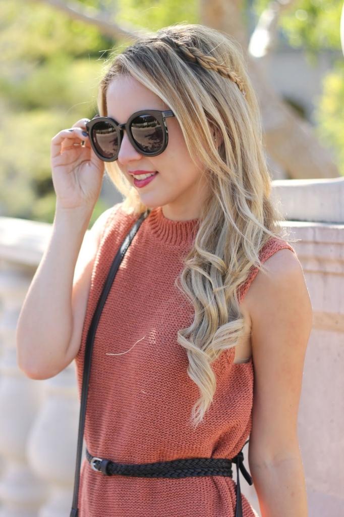 Sleeveless Sweater, Mock turtleneck, fall style, LOFT