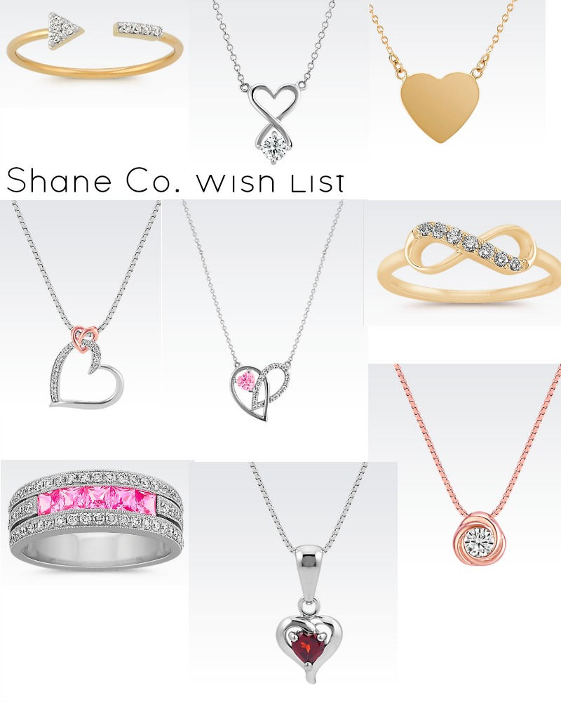 Shane company, Simply Sutter, Monic Sutter, Jewelry, valentine's day