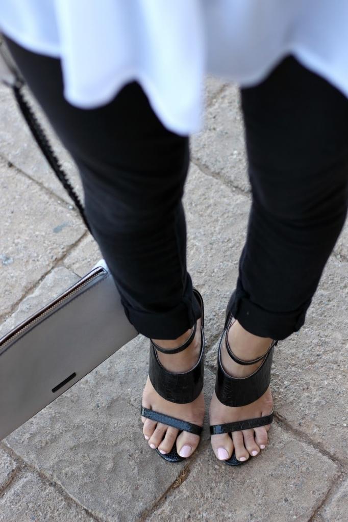 strap sandals, rebecca minkoff