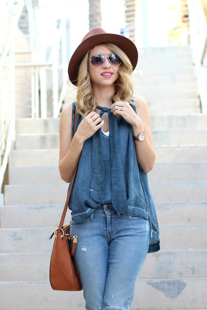 Levi's, Free People, Denim, Outfit