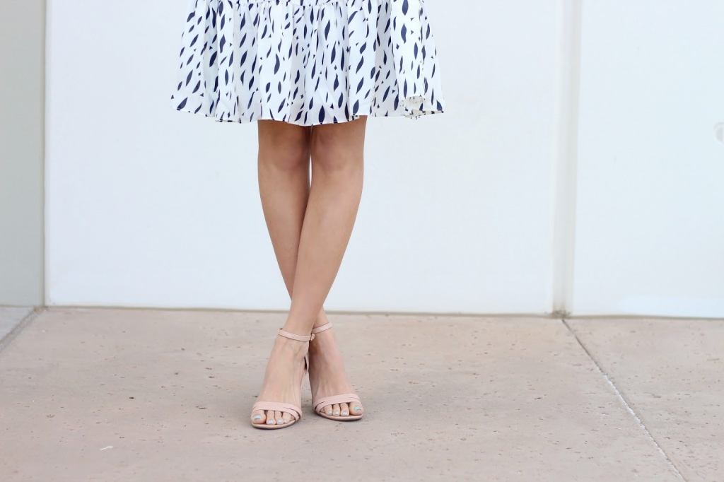 paisie dress, fringe, henri bendel, style blogger