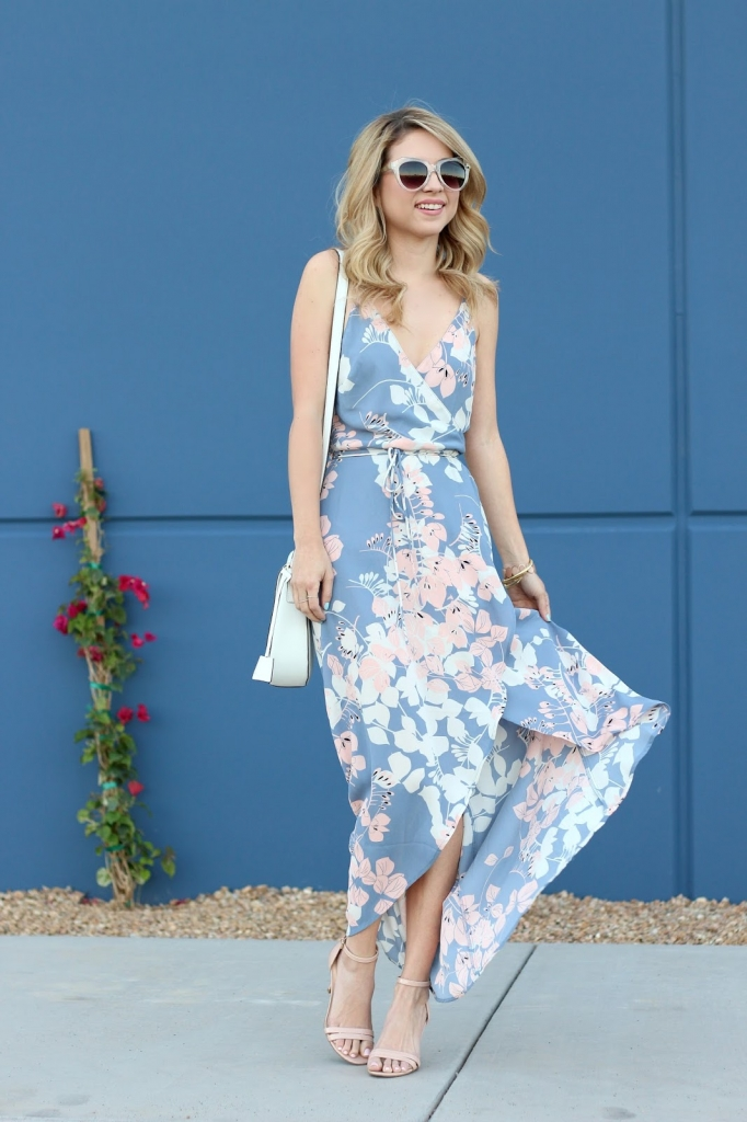 Easter Dress, Floral Dress